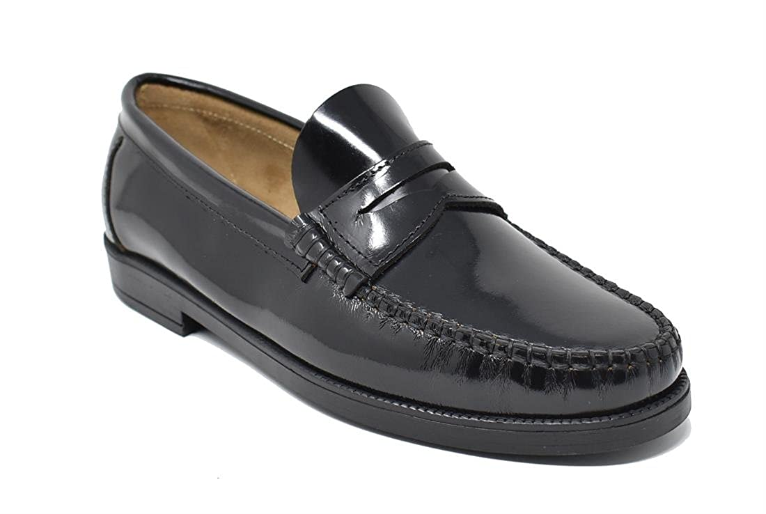 Mocasines Castellanos para Hombre - Fabricados en Piel - Máxima Calidad - Negro - Deltell 806: Amazon.es: Zapatos y complementos