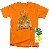 DC Comics Aquaman T Shirt and (X-Large)