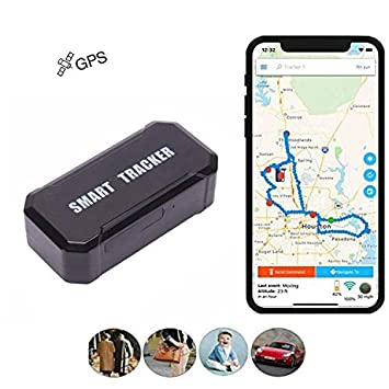 LM003 Vehicle Car GPS Tracker Tracking Device, Real Time ...