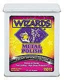 Wizards 11011 Metal Polish - 3 oz.