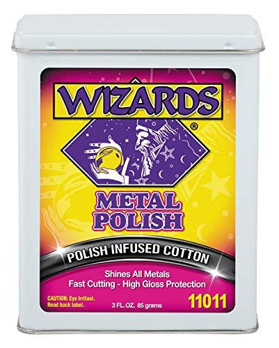 (Wizards Metal Polish (Metal Polish Cloth))