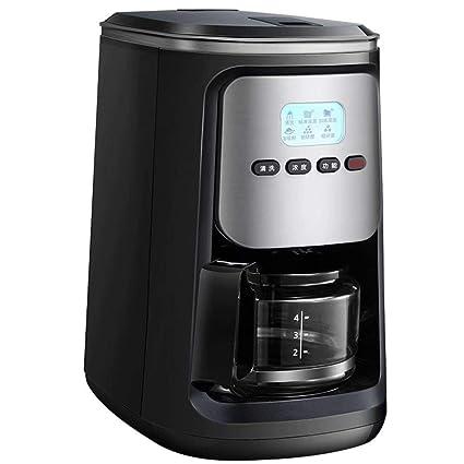 WY-coffee maker Máquina de café casera pequeña molida recién molida máquina de moler cafetera
