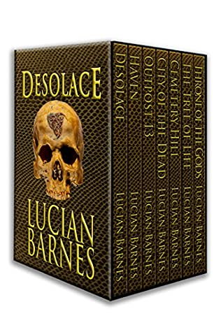 book cover of Desolace - Omnibus Edition