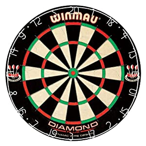 Winmau DIAMOND ADVANCED Bristle Dartboard (pro St?ck)