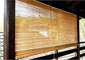 HWF Persiana Enrollable Sombra Enrollable Al Aire Libre, Persianas Exteriores Enrollables para Patio Terraza Porche Pérgola Balcón Patio Trasero, 85cm / 105cm / 125cm / 135cm Ancha (Size : 85×120cm): Amazon.es: Hogar