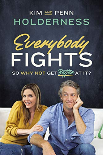 Book Cover: Everybody Fights: So Why Not Get Better at It?