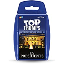 US Presidents Top Trumps Card Game | Educational Card Games