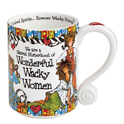 Suzy Toronto Wonderful Wacky Women Mug