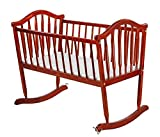 Dream on Me Rocking Cradle, Cherry