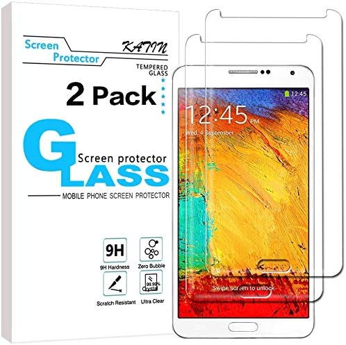 KATIN Galaxy Note Screen Protector product image