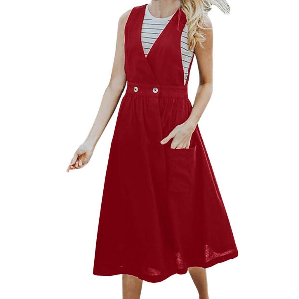 Dresses For Women Womens Casual Pretty Daily Dress TIMEMEAN Women New Fashion Chiffon Overlay Three Quarter Sleeve Lace Dress Oversize S-5XL