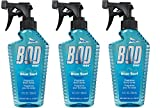 #4: BOD Man Fragrance Body Spray, Blue Surf, 8 Fluid Ounce