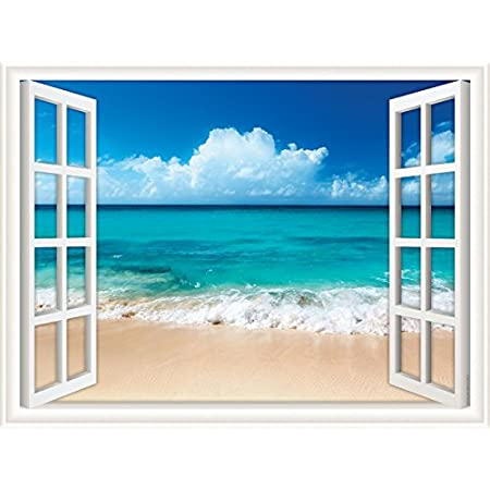 51o1kmwOSCL._SS450_ Beach Wall Decals and Coastal Wall Decals