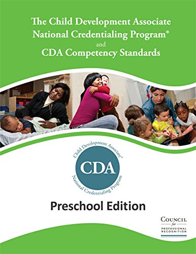 Child Development Assoc...Preschool