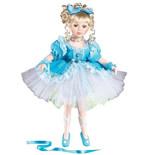 Women's Ballerina Becca Porcelain Doll
