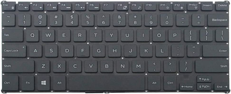 Laptop Keyboard for DELL Inspiron 11 3162 3164 3168 3169 3179 3180 3185 US English 0G96XG G96XG 490.03P07.0D01 NSK-LU0SW 01 New and Original