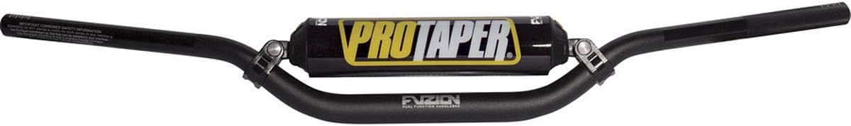 YZ High 2831D ProTaper Black Dual Function Handlebar