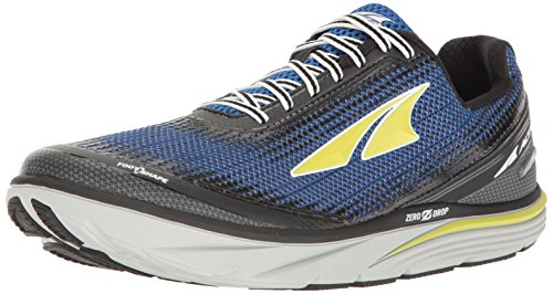 Altra AFM1737F Men's Torin 3.0 Running Shoe, Blue/Lime - 10.5 D(M) US