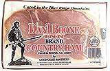 Dan l Boone Ham Brand Country Ham Prime Cut Center & Ends Cut 1 - 12 oz. Pack