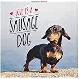Love is a Sausage Dog (Gift Book)
