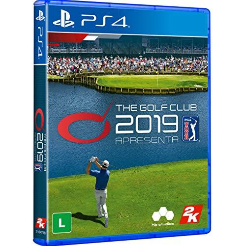 Take Two TT000197PS4 Golf Club 2019 playstation_4