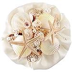 lillian-rose-6-coastal-seashell-bouquet