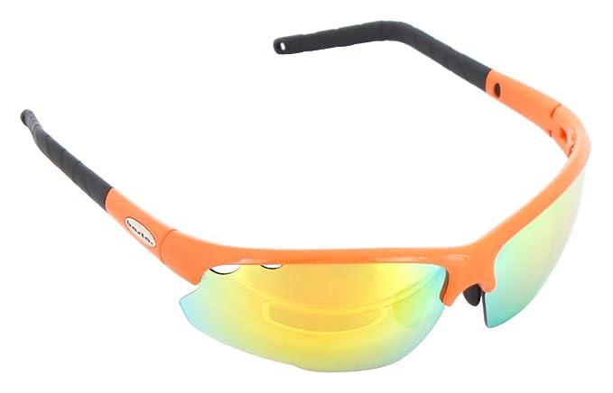 Basta Sporty Gafas de sol naranja/Yellow: Amazon.es: Ropa y ...