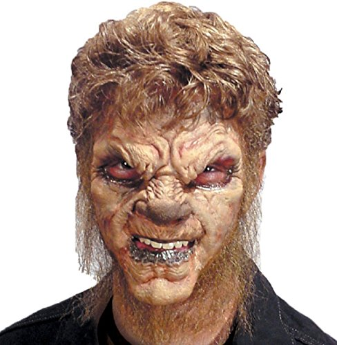 Rubie's Costume Co Werewolf Foam Latex Appliance Costume ()
