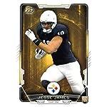 d5470af9a Amazon.com  2018 Panini NFL Football  251 Jesse James Pittsburgh ...