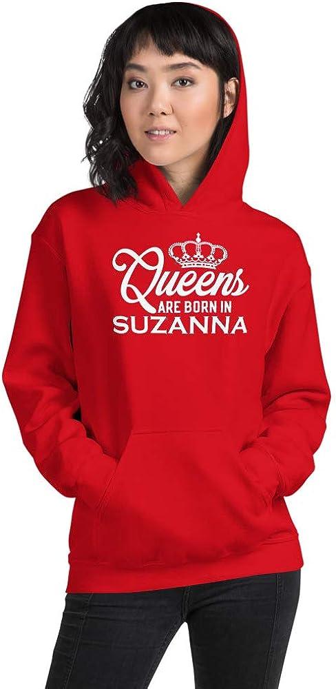Queens are Born in Suzanna PF Red