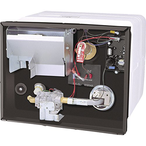 Atwood 94022 Combination Gas/Electric Water Heater - 10 Gallon, LP/Electric by Atwood