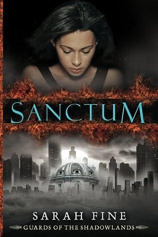 book cover of Sanctum