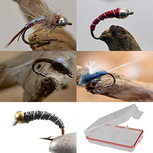 Most Popular Fly Fishing Flies