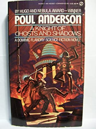 book cover of A Knight of Ghosts and Shadows