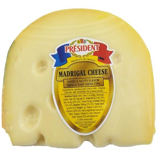 Madrigal Cheese (2 pounds)