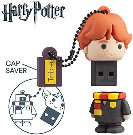 Llave USB 32 GB Ron Weasley - Memoria Flash Drive 2.0 Original Harry Potter, Tribe FD037703