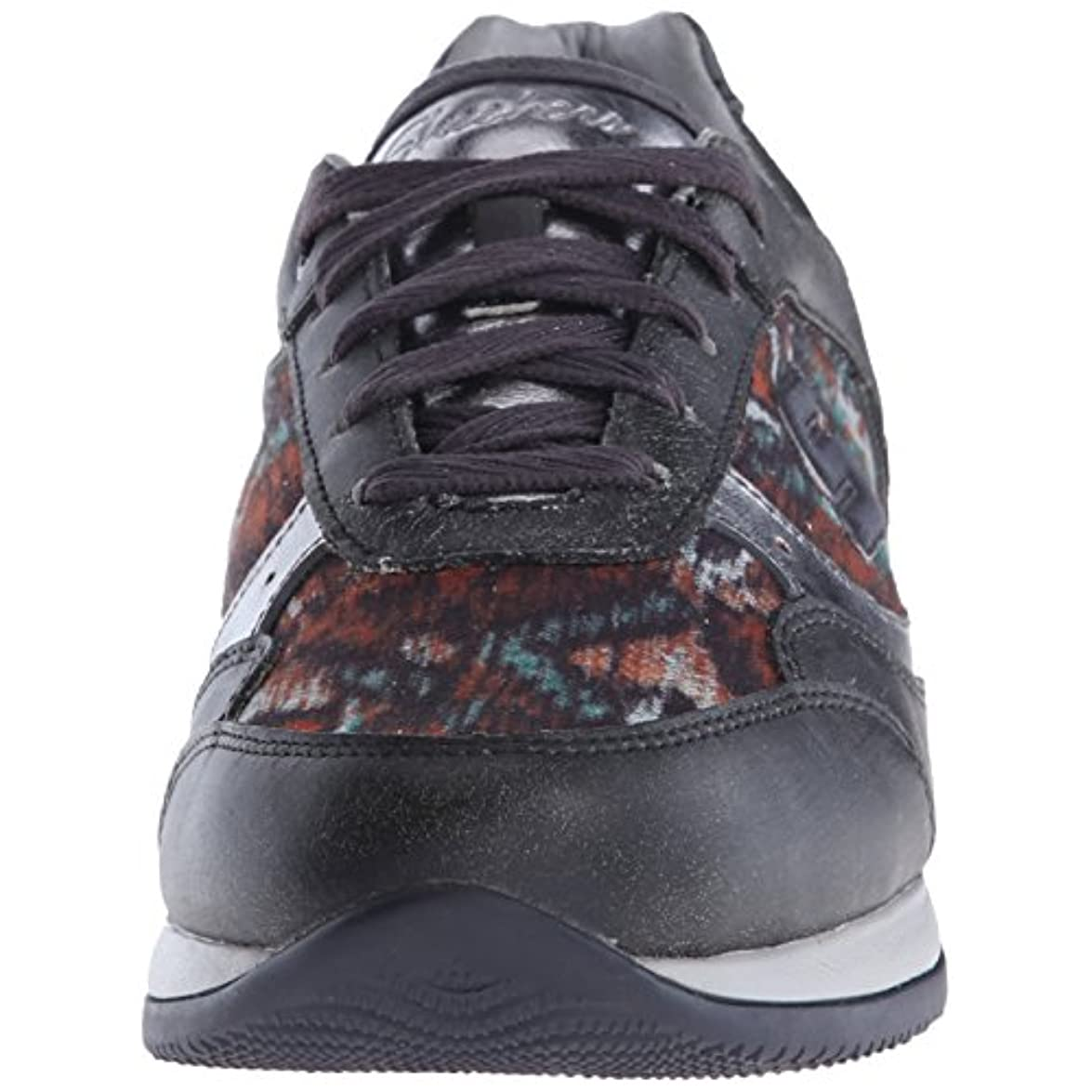 Donna Vivere Fashion Sneaker Black 6 M Us