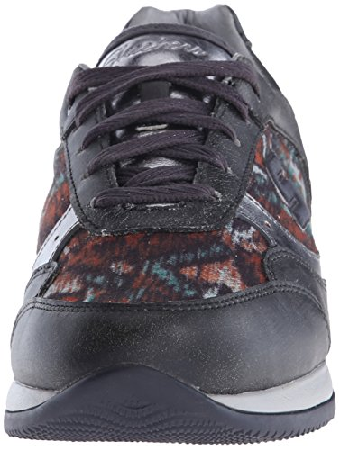 Skechers Damesvita Fashion Sneaker Rood / Zwart / Multi