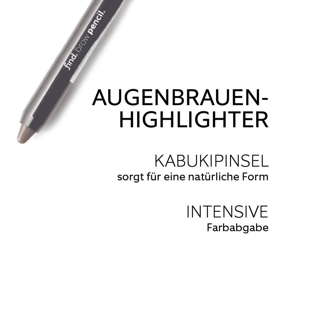 FIND Augenbrauen-Highlighting Kit