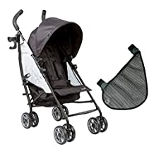 Summer Infant 3D Flip Convenience Stroller with Cargo Net Organizer, Double Take