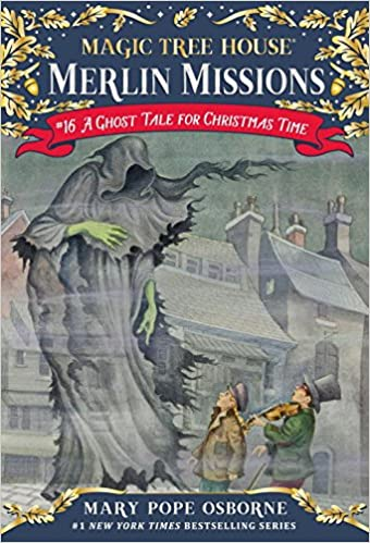 Amazon.com: A Ghost Tale for Christmas Time (Magic Tree House (R ...