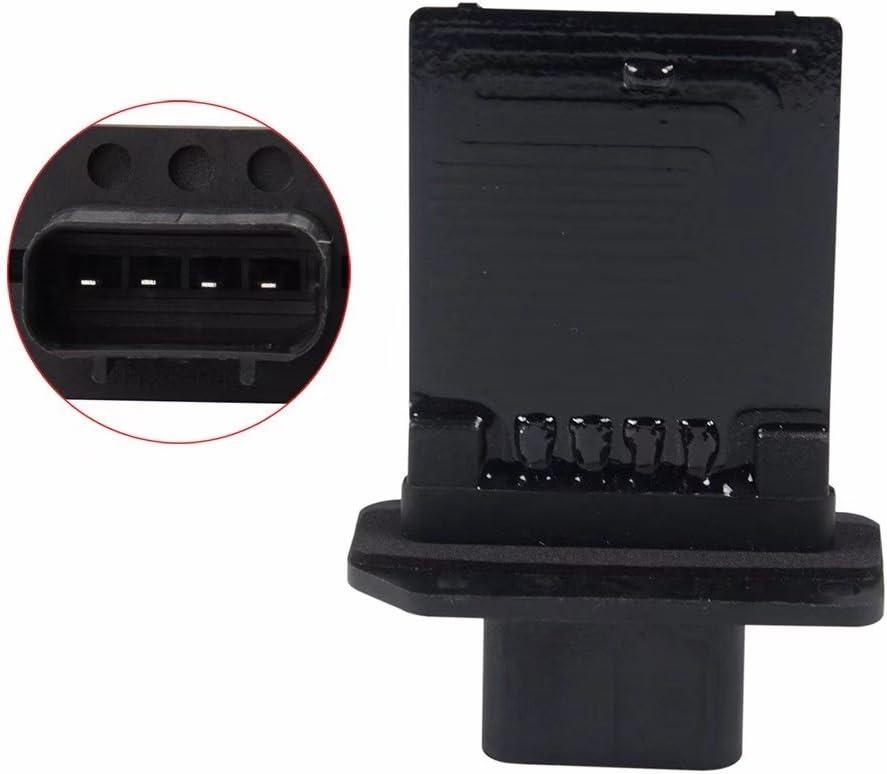 New Front Heater Blower Motor Resistor For 2004-2011 Ford F-150 MONTEGO MONTEREY
