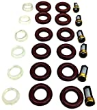 fuel injector filter - UREMCO 2-6 Fuel Injector Seal Kit, 1 Pack