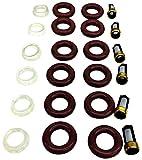 UREMCO 2-6 Fuel Injector Seal Kit, 1 Pack