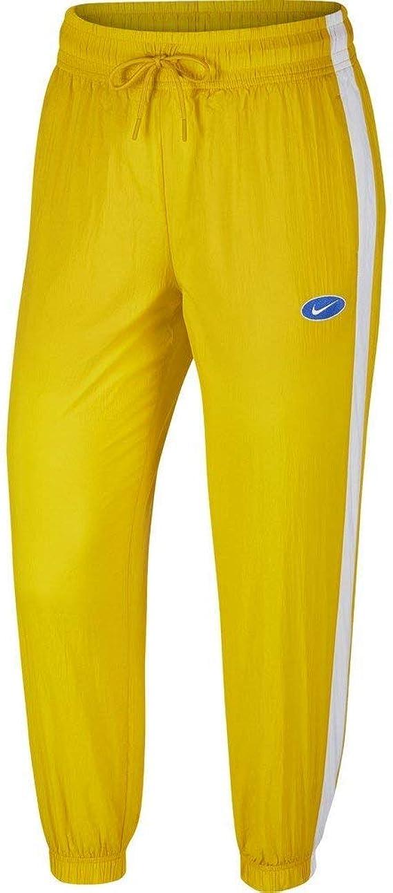 Woven Nike Swoosh MMedium Pantalon Jaune Sportswear CB T1JcF3lK