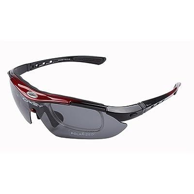 SaySure - bike bicycle polarized sunglasses outdoor sports biker goggles cycling eyewear - GMN-BG-SPT-000412