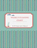 img - for weekly cleaning chart: The life changing magic of tidying up. Household Planner, Daily Routine Planner, Cleaning and Organizing Your House Large Size 8.5