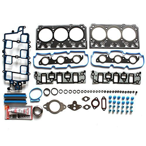 ECCPP Replacement for Head Gasket Set for 2006-2009 Pontiac Grand Prix Buick Lacrosse Lucerne 3.8L VIN 2 Engine Head Gaskets Kit