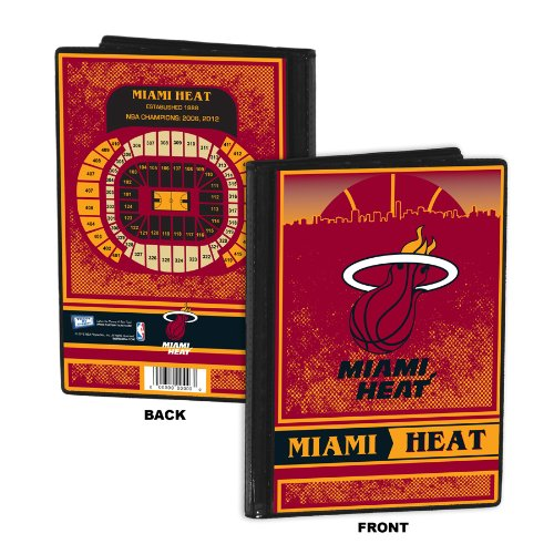 - NBA Miami Heat Mini Photo Album