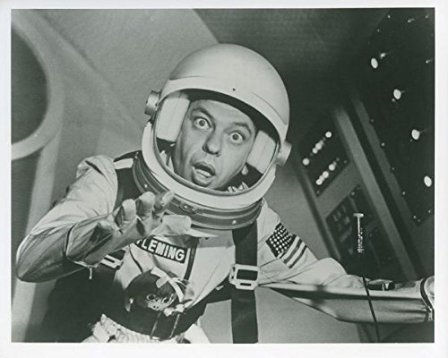 Don Knott Original Photograph The Reluctant Astronaut in Space Suit Reluctant Suit